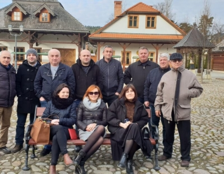 With the EU Support Keda LAG Members Participated in a Study Visit to Poland