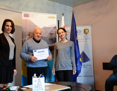 EU-supported training on project cycle management, monitoring and evaluation was held for Keda LAG board members